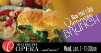 New Year's Day Viennese Opera Brunch in Jackson, MS