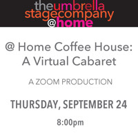 The Umbrella @ Home Coffee House Cabaret in Boston