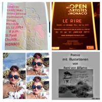 Reni's Life style creation in Monaco