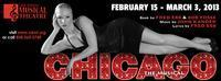 Chicago the Musical in San Diego