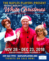 Irving Berlin's White Christmas in Ft. Myers/Naples