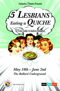 5 Lesbians Eating A Quiche in Broadway
