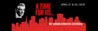 A Time for Us: The Leonard Bernstein Centennial in New Jersey