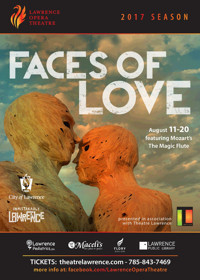 Lawrence Opera Theatre - Faces of Love (an evening of opera scenes & arias) in Kansas City