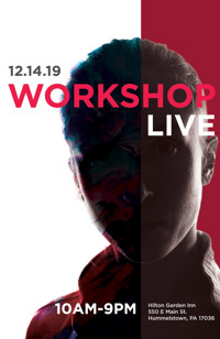 Workshop Live! in Central Pennsylvania