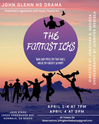 The Fantasticks in Costa Mesa