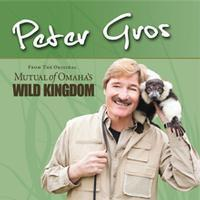 Peter Gros of Mutual of Omaha's Wild Kingdom in Sioux Falls