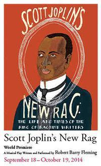 Scott Joplin's New Rag in San Diego