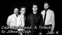 Cash Unchained: A Johnny Cash Tribute in Off-Off-Broadway