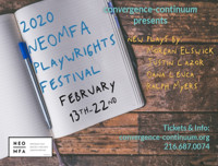 NEOMFA Playwrights Festival in Cleveland