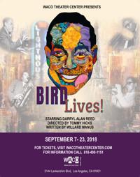 BIRD LIVES! in Broadway