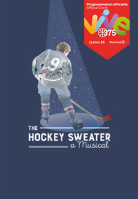 The Hockey Sweater: A Musical in Broadway