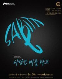 The musical, SA.BI.TA in South Korea