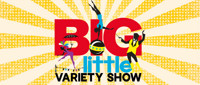 Big Little Variety Show in Las Vegas Logo
