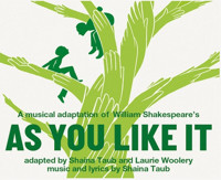 AS YOU LIKE IT: A New Musical - Regional Premiere! in Rockland / Westchester