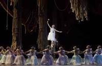 New year at the Palais Garnier - La Source in France