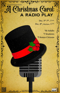 A Christmas Carol: A Radio Play in Atlanta