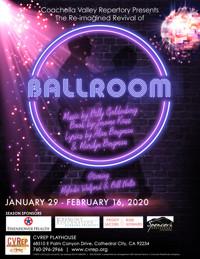 Ballroom in Palm Springs