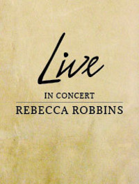 Rebecca Robbins in Concert in Central Pennsylvania