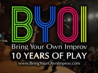 Bring Your Own Improv's Family Friendly Comedy Show in Broadway