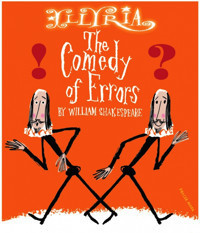 The Comedy of Errors in Broadway