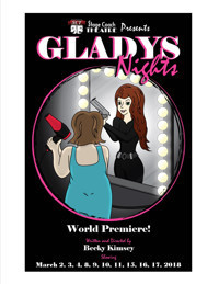 Gladys Nights *World Premiere!* in Broadway