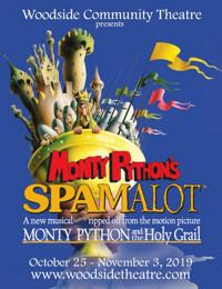 Monty Python's Spamalot in San Francisco