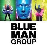 Blue Man Group in San Diego