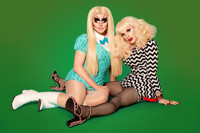 Trixie & Katya Live: The UNHhhh Tour Melbourne in Australia - Melbourne