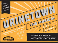 Urinetown in CENTRAL VIRGINIA