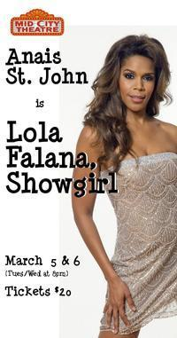 Lola Falana, Showgirl in New Orleans