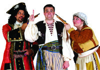 New York Gilbert and Sullivan Players Pirates of Penzance in Los Angeles