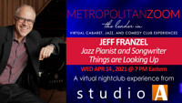 JEFF FRANZEL ~ Jazz Pianist & Songwriter in Long Island