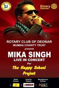 Mika Singh Live In Concert in India