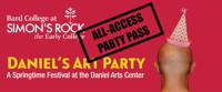 Daniel's Art Party in Boston