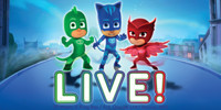 PJ Masks Live! in Broadway