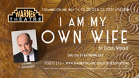 I AM MY OWN WIFE by Doug Wright in Connecticut