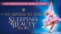 Sleeping Beauty On Ice in New Zealand