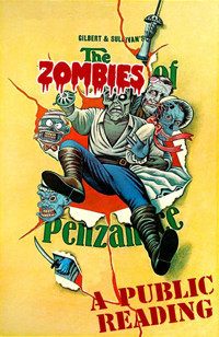 The Zombies of Penzance (Public Reading) at New Line Theatre in Broadway