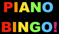 PIANO BINGO in Off-Off-Broadway
