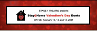 Stage 1 Theatre presents: Stay @ Home Valentine's Day Duets in San Francisco