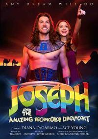 Joseph and the Amazing Technicolor Dreamcoat in Broadway