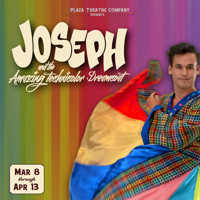 Joseph and the Amazing Technicolor Dreamcoat in Dallas