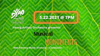 Denver Young Artists Orchestra presents Musical Monuments in Denver