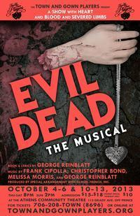 Evil Dead: The Musical in Atlanta