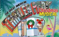 The Great American Trailer Park Christmas in San Antonio Logo