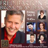 Fred Barton's Broadway Band in Off-Off-Broadway