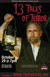 13 Tales of Terror in Anchorage