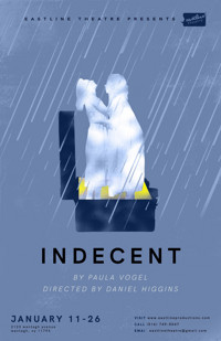 Indecent by Paula Vogel in Long Island