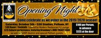 OPENING NIGHT! in Rockland / Westchester
